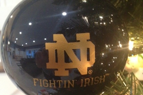 Notre Dame Football: Christmas Gifts for the Fighting Irish