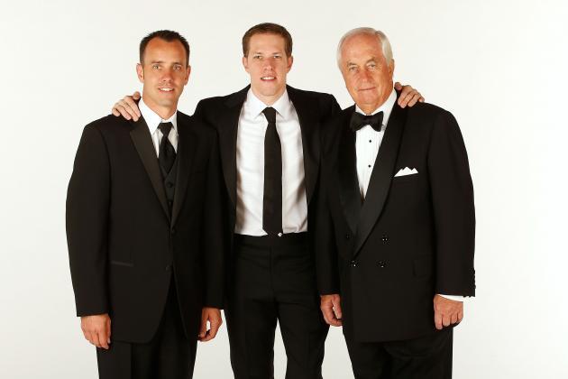 NASCAR's 12 Biggest Stars of 2012