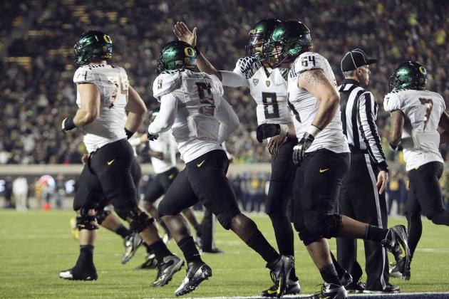 Oregon Football: Projecting the Ducks' 2013 Preseason AP Ranking