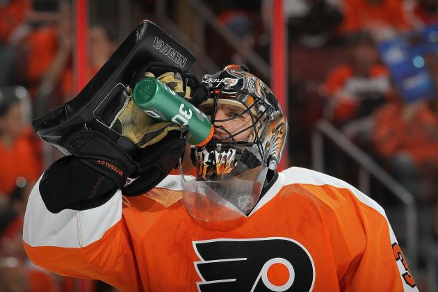 Ilya Bryzgalov's Top Media Moments During the NHL Lockout