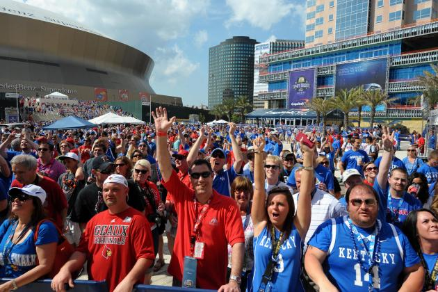 Why Kentucky vs. Louisville Is the Best Rivalry in NCAA Basketball