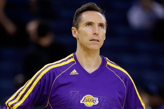 Where Will Steve Nash Rank Among NBA's Top-Shelf Point Guards?