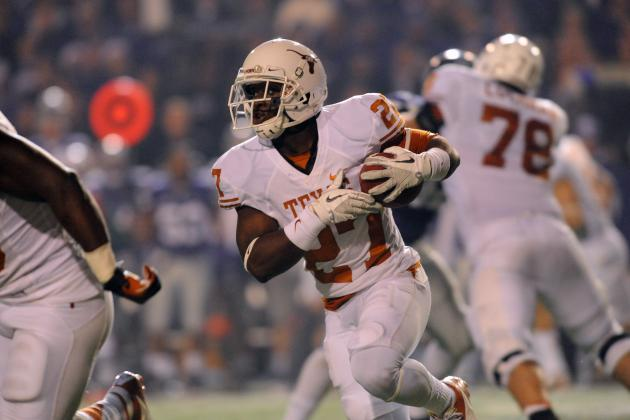 Alamo Bowl 2012: Texas' 5 Keys to Victory over Oregon State