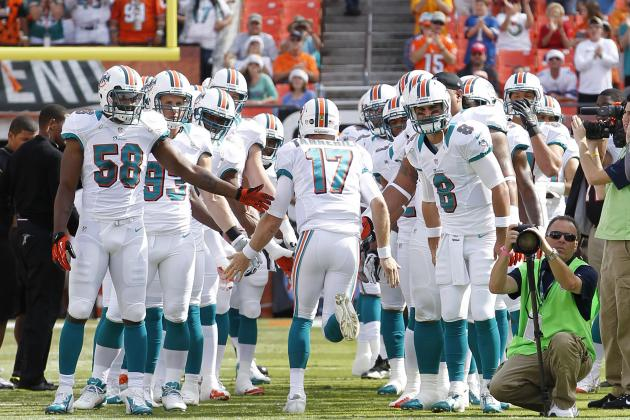 Miami Dolphins: 5-Step Plan for a Perfect Offseason