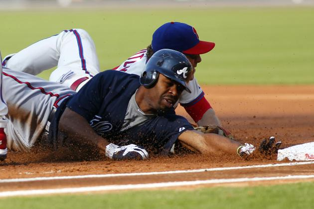 Michael Bourn Rumors: Every Top Suitor's Odds of Landing the Star Outfielder