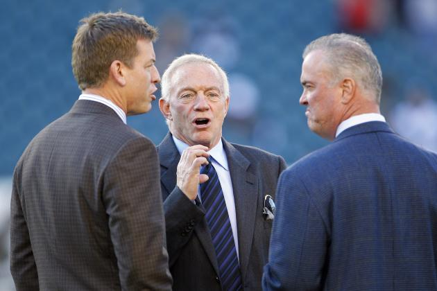 A Realistic Free-Agent Wish List for Dallas Cowboys, Based on Cap Space