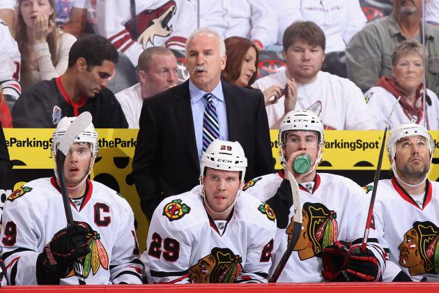 Chicago Blackhawks: 5 New Year's Resolutions for a Successful 2013