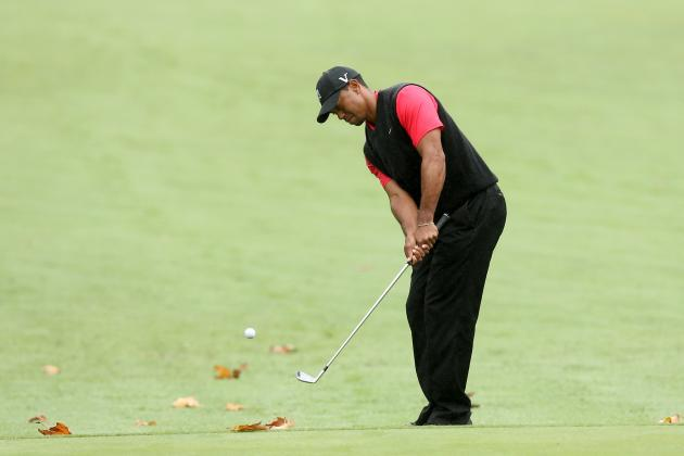 Ranking the 10 Best Golfers of 2012
