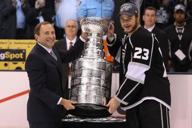 Los Angeles Kings: 4 Reasons Dustin Brown's Job Is Safe