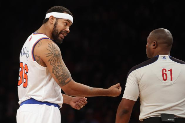10 Ways to Get a Technical Foul in the NBA That You Didn't Know About
