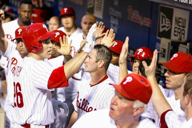 One New Year's Resolution for Every Philadelphia Phillies Player in 2013