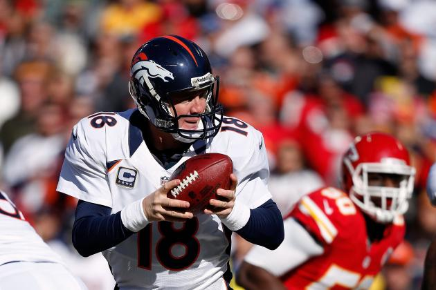 Broncos vs. Chiefs: 4 Things to Watch for as Denver Looks to Secure a Bye