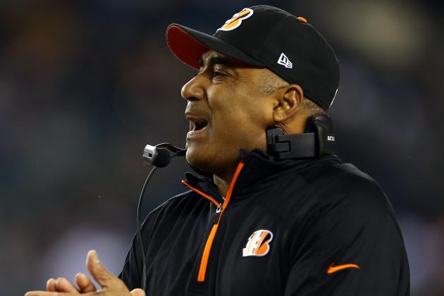 Cincinnati Bengals Trending in Right Direction Before Playoffs