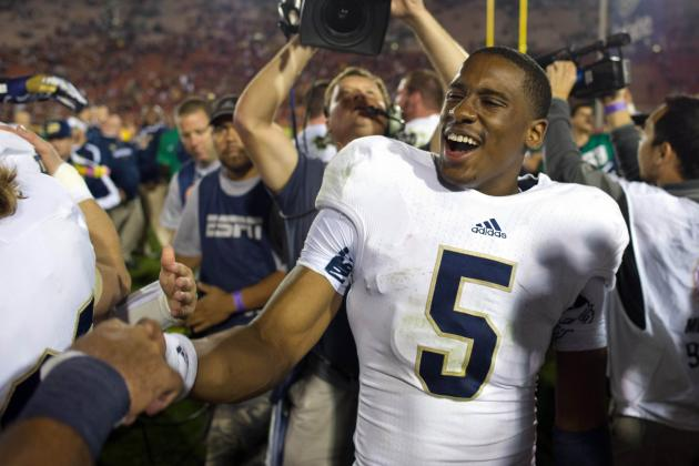 BCS Championship 2013: More Likely to Throw Pick, Everett Golson or AJ McCarron?