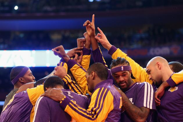 7 New Year's Resolutions for LA Lakers
