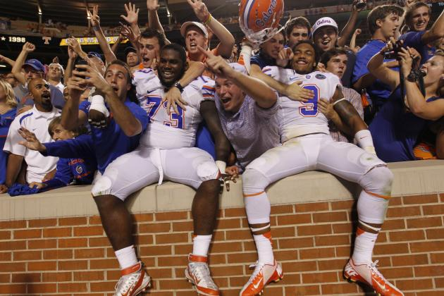 Florida Football: 5 Reasons the Gators Could Win a 4-Team Playoff
