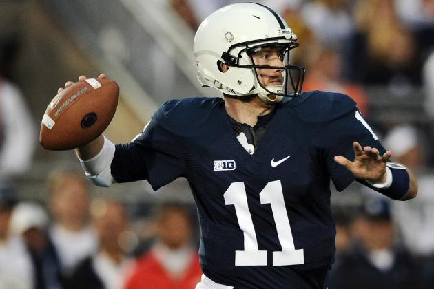 Penn State Football: 3 Reasons Why Lions Will Miss Matt McGloin