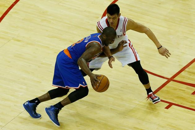 Comparing Early Season Performances of Jeremy Lin and Raymond Felton