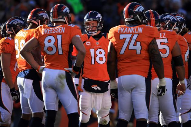 Examining the Denver Broncos' 5 Most Intriguing Games of 2013