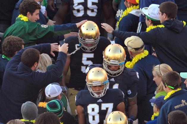 Notre Dame Football: Top 5 2013 Commits