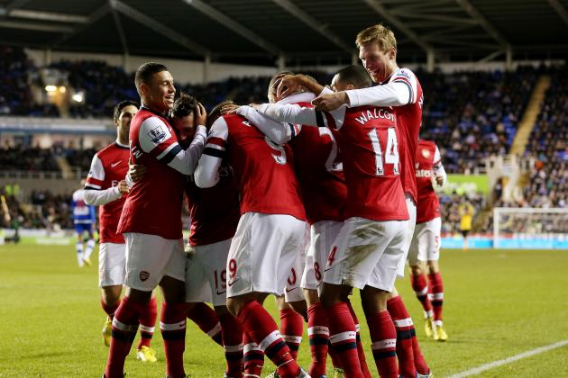 10 Bold Predictions for Arsenal in 2013