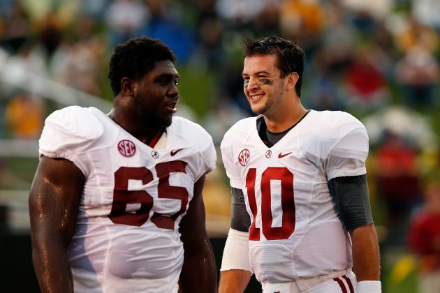 2013 NFL Draft: Breaking Down Top 5 SEC Senior Prospects