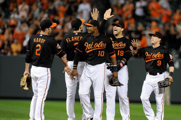 5 Keys to Baltimore Orioles Repeating 2012 Success in Far Better 2013 AL East