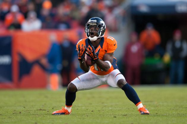 Broncos' Keys to Success in 2013 Playoffs
