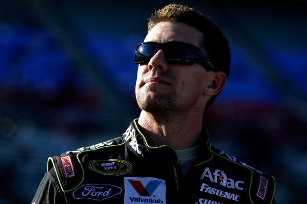 5 NASCAR Sprint Cup Drivers Who Can't Possibly Repeat Their 2012 Performances