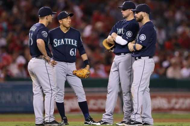 Whose Stock Is Rising or Falling for Seattle Mariners?