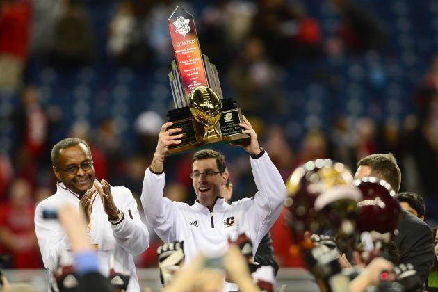 Little Caesars Bowl 2012: Grading Central Michigan and WKU's Performances