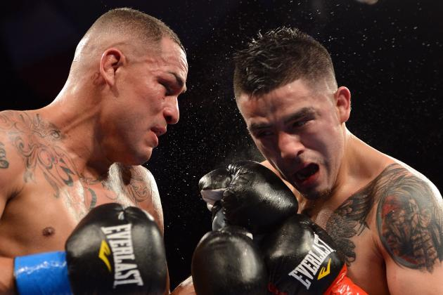 Top 10 Fights of 2012: The Fights That Brought Boxing Back to Life This Year