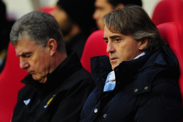 Possible Replacements for Roberto Mancini at Manchester City