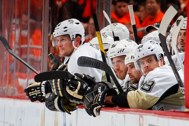 The 5 Most Expendable Members of the Pittsburgh Penguins