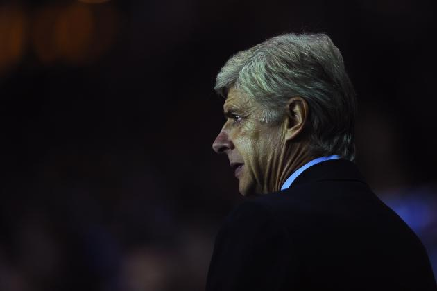 Arsenal's 7 Biggest Disappointments of 2012