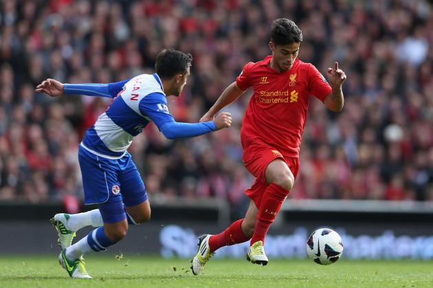 Liverpool: 5 Youngsters Set to Emerge as Potential Stars in 2013