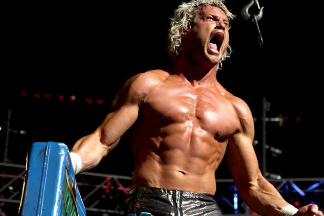Dolph Ziggler: 7 Curious Facts About the WWE's Resident Show-off