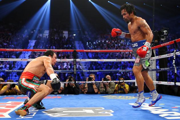 Manny Pacquiao: 5 Fights That Could Return Him to the Top