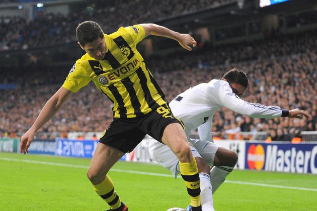 Robert Lewandowski: 5 Reasons Why a Move to Manchester United Makes Sense