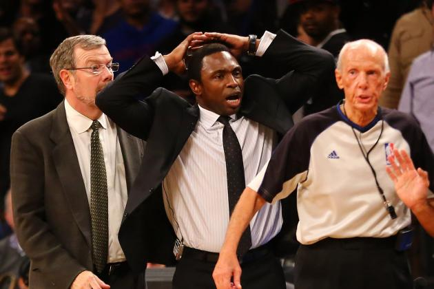 Updated NBA Power Rankings, Post-Avery Johnson Firing