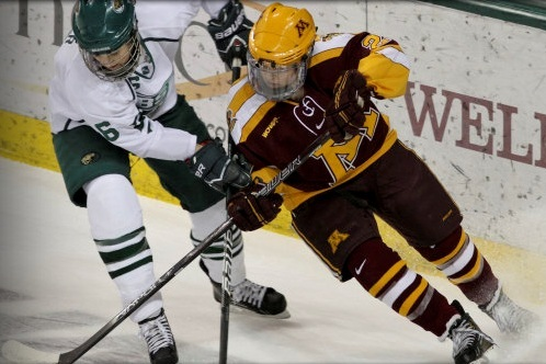 NCAA 2012-13 Women's Hockey Midseason Report Card