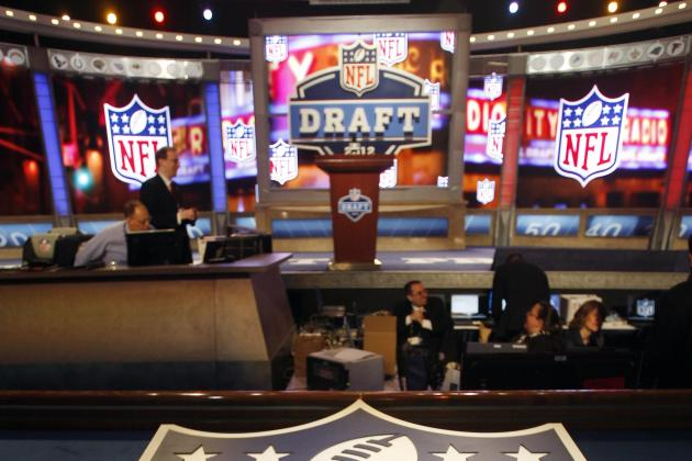 2013 NFL Draft: Power Ranking the Top 10 Players
