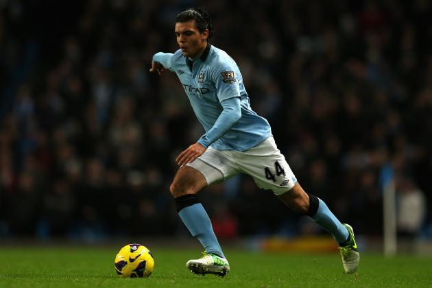 Manchester City: Top 5 Current Prospects Most Likely to Shine in 2013