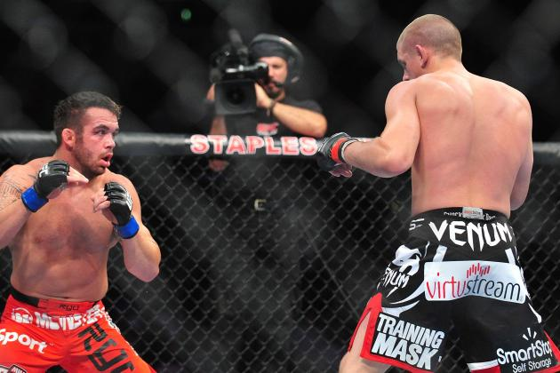 UFC 155 Preview: Joe Lauzon and 11 Fighters with the Most Fight Night Bonuses