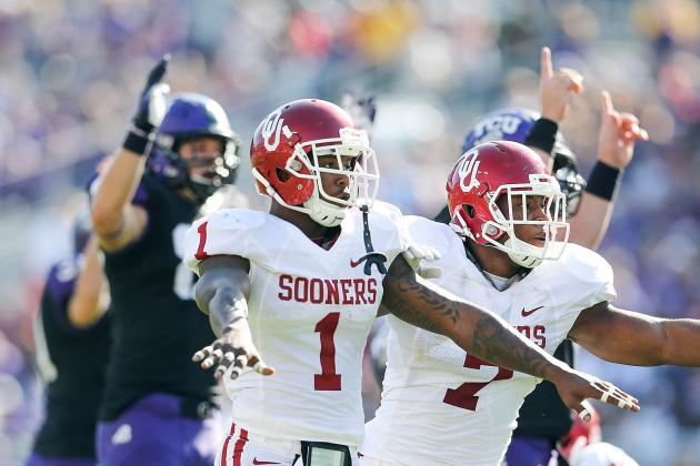 Oklahoma Football: 5 Sooners Who Need to Have Big Games in Cotton Bowl