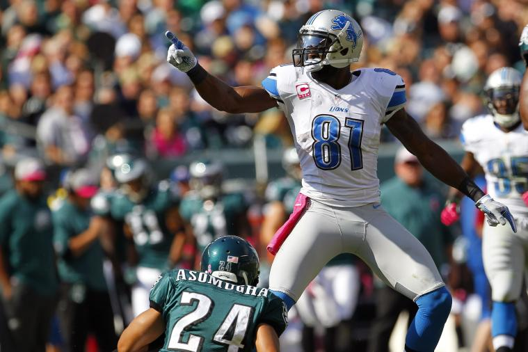 The Top 10 NFL Catches of 2012