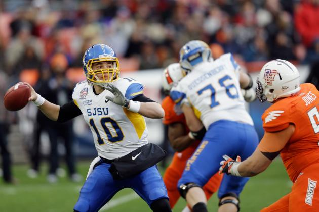 Military Bowl 2012: Grading San Jose State and Bowling Green's Performances