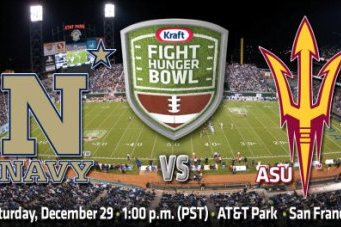 Kraft Fight Hunger Bowl: Complete Arizona State vs. Navy Preview and Prediction