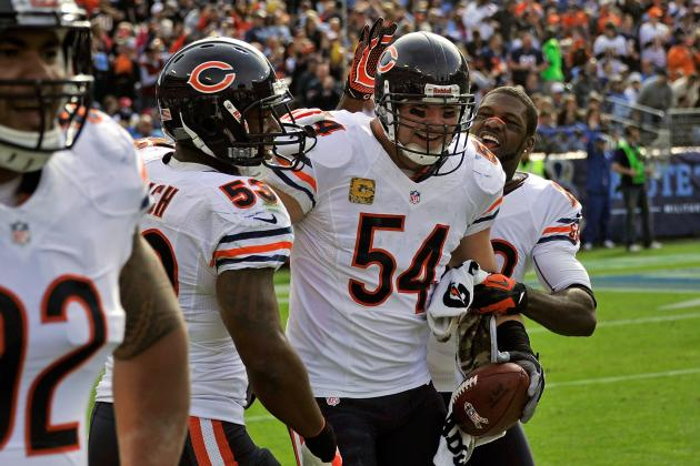 Chicago Bears: Best & Worst Moments of 2012
