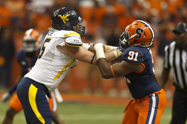 Pinstripe Bowl 2013: Mountaineers' 5 Keys to Victory over Syracuse